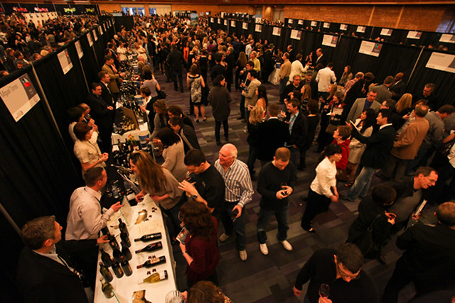 Vancouver Playhouse International Wine Festival