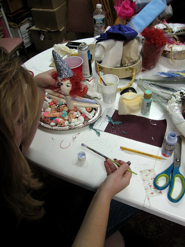 Dragonfly Princess Workshop! 9