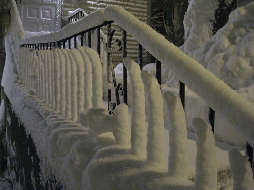 Front railing