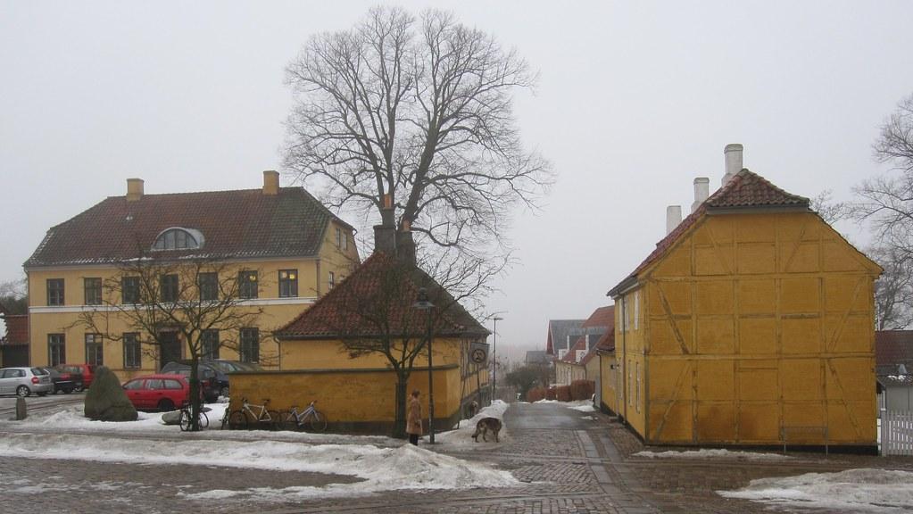 View to Lille Maglekildestræde