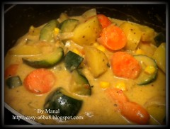 Green curry thai (Manal Q8) Tags: food manal   salsabeel      easya6ba8
