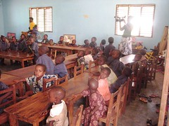 Epicenter Preschool Avlame (The Hunger Project) Tags: africa children education classroom preschool benin 2010 literacy epicenter dicko thehungerproject