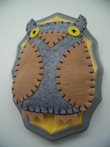 a custom owl
