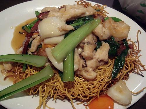 Cantonese fried noodles@Vietnam Corner