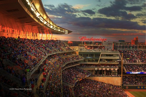 Target Field Twins Stadium Memories of Summer