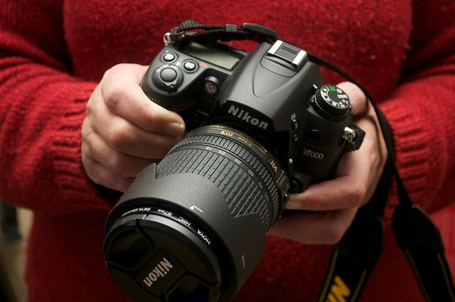 Nikon D7000 Hands On