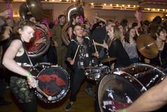 201101GoldenFest147 (abrockhouse) Tags: music brooklyn providence marchingband balkans folkmusic folkdance brassband whatcheer grandprospecthall whatcheerbrigade goldenfestival brasslands