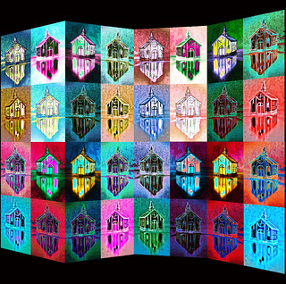 Houses of Colors