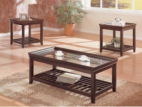 700586 3 piece table set $325