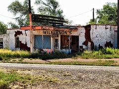 Dereliction on Route 66 (saxonfenken) Tags: abandoned shop route66 texas decay superhero thumbsup derelict 309 bigmomma seenbetterdays gamewinner ruindecay friendlychallenge thechallengefactory fotocompetition fotocompetitionbronze herowinner storybookwinner pregamewinner 309house