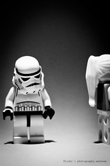 19/365 Unforgiven (photography.andreas) Tags: bw canon germany deutschland blackwhite starwars lego minifig emotions saarland project365 eos40d canonefs1855mmf3556is urweiler