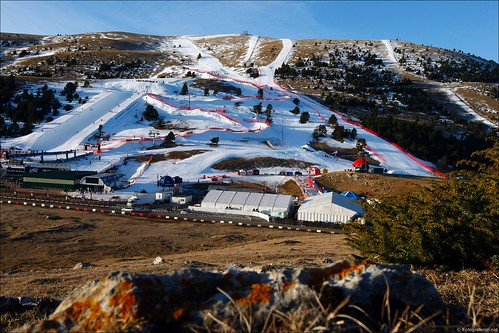 La Molina and the lack of snow