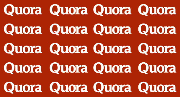 Quora, A Valuable Resource for Photographers