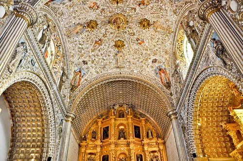 Catedral Santo Domingo, Oax. (12)