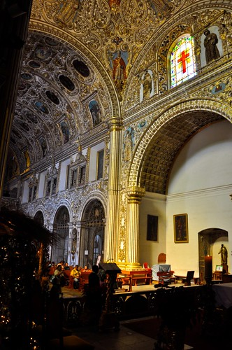 Catedral Santo Domingo, Oax. (21)