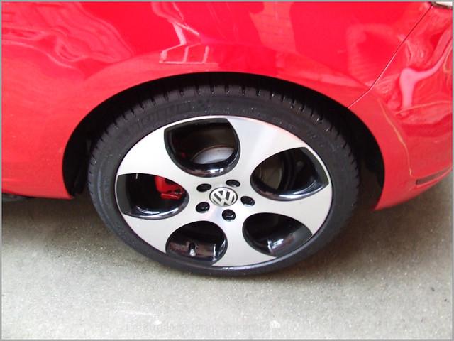 Detallado exterior VW Golf GTI mkVI-03