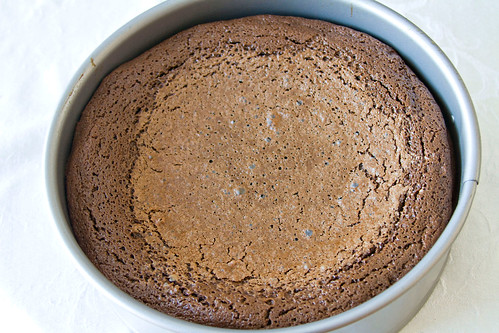 Flourless Chocolate Cake - 3