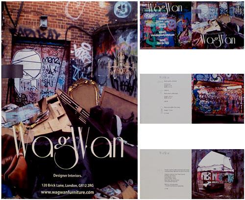'Urban Decay' WagWan (Furniture Store Designs)