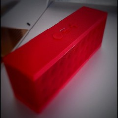 Rocking with @JAWBONE's Jambox
