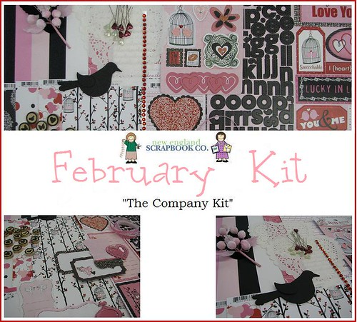 """The Company Kit"" - February"