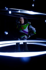 Space Ranger (Digital Matze) Tags: longexposure light lightpainting art toy toystory buzzlightyear space lighttrails lightning langebelichtung spaceranger