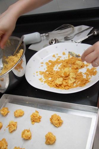 Corn Flakes Cookies 1