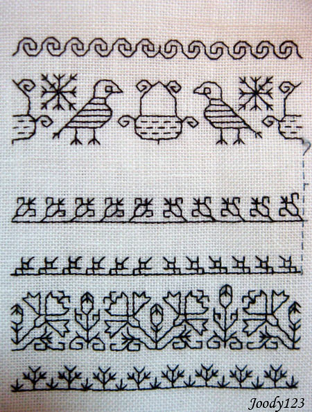 Blackwork SAL