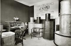 Feria oficial de muestras de barcelona 1922