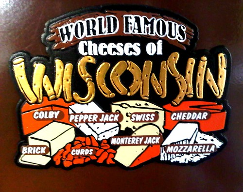 World Famous Cheeses of Wisconsin