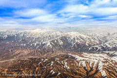 Hindu Kush Snowy Peaks (Steven Green Photography) Tags: centralasia hindukush aerialphotography afghanistan art clouds contemporary elevation fineartphotography homedecor interiordesign landscape mountains outdoor peaks scenic sky snow snowcapped travel valley