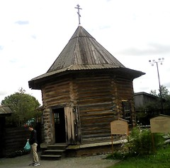 Wooden architecture (lubovphotographer) Tags: flyeranano9 photograph smartphonephotography smartphonephoto smartphonephot photo photographylovers photography picturethis suzdal suzdalkremlin cremlin museum exibition excurtion  2016         woodenarchitecture wooden    playingwitheffects