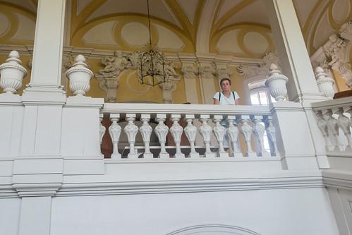 Palacio Rundale. Letonia 2