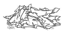 usetsketch (Youset) Tags: art sketch tag sydney australia graff piece graffitit uset youset