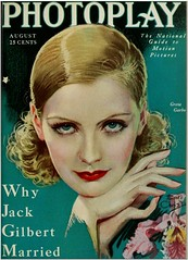 Greta Garbo : Photoplay Aug 1929 (CharmaineZoe) Tags: 1920s cinema film vintage magazine nostalgia movies garbo filmstar gretagarbo photoplay twenties filmmagazine