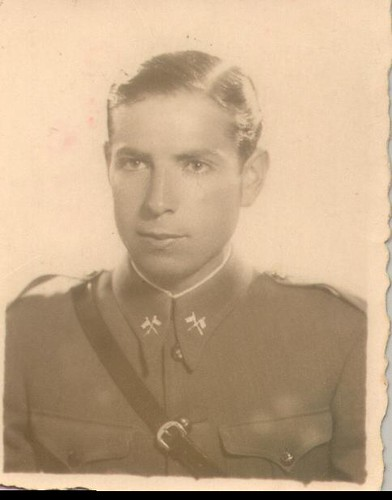 Teniente republicano Teodoro Díaz Heredia