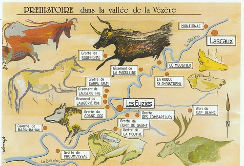 Prehistoric Sites and Decorated Caves of the Vézère Valley