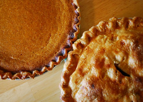Thanksgiving pies 3