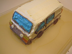 Hiace Cake - Front Lights
