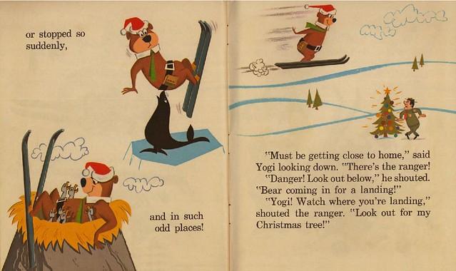 Yogi Bear Helps Santa014