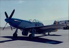 P-51 Mustang (arod138) Tags: monterey salinas mustang 1990 dli p51 presidioofmonterey defenselanguageinstitute