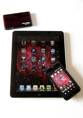 WiMAX * (iPad + Android k-tai)