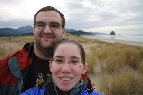 Cannon Beach-Seaside Walk: Beginning