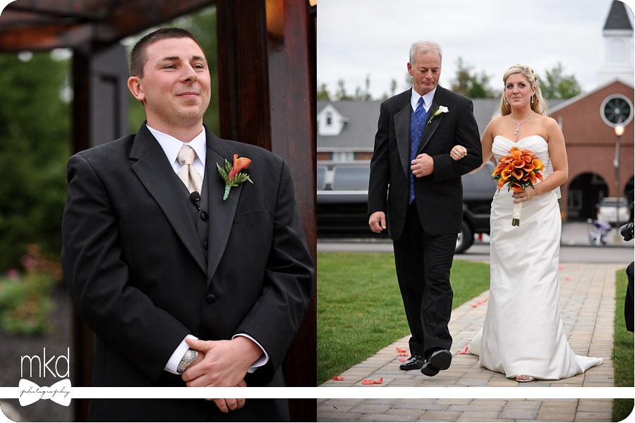 13-Walking Down the Aisle