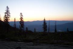 Sunset Above Belden