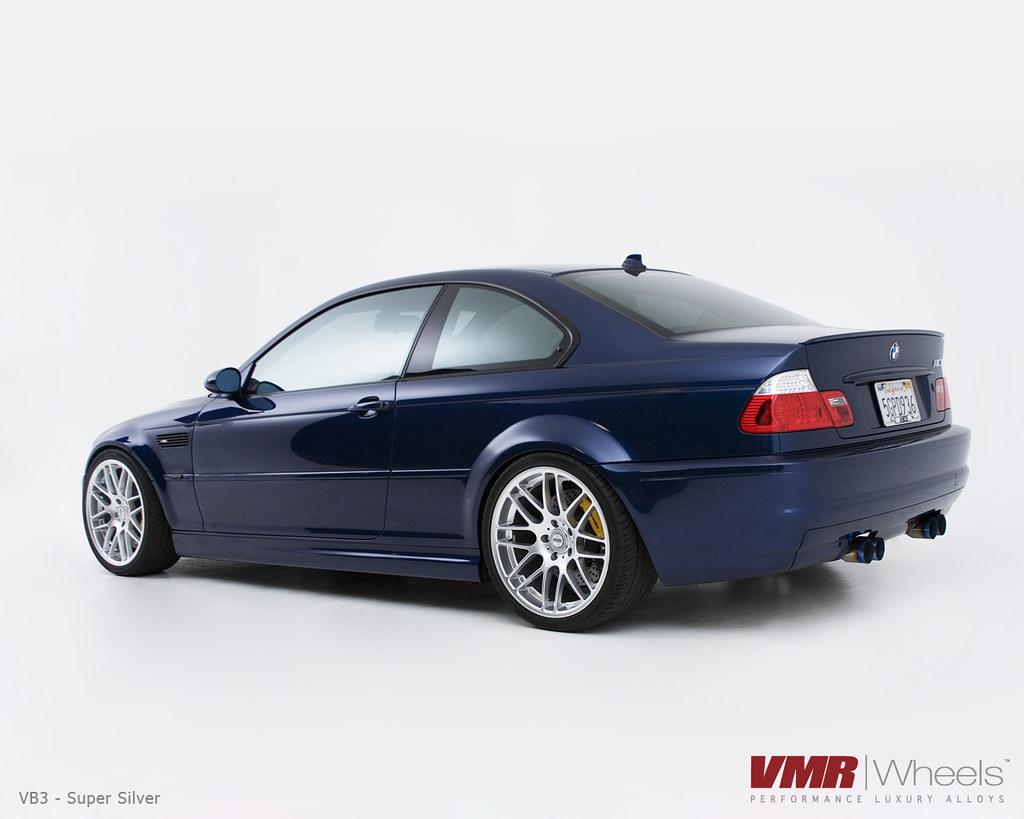 Vmr Wheels Bmw E46 M3 With Ss Vb3s E46fanatics