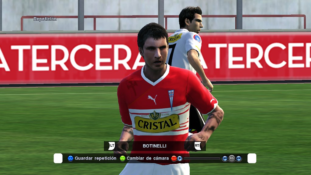 Liga Chilena Pes 2011 Pc