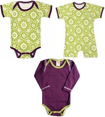 Infant Body Suits and Rompers by Kiwi Industries Recalled