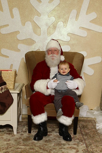 Shea & Santa