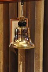 HMS Canterbury bell