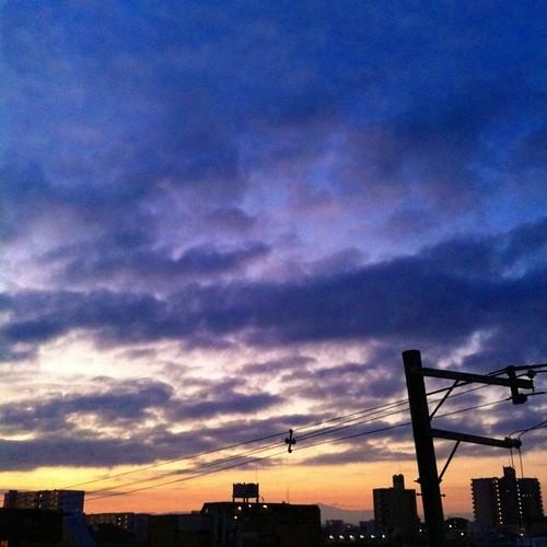 今日の写真 No.92 – 昨日Instagramに投稿した写真(4枚)/iPhone4 + Photo fx